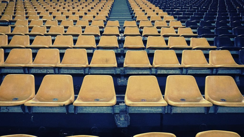 Bunsesliga Yellow Seats