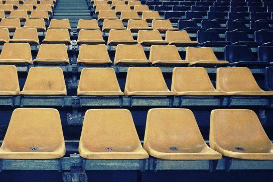 Bundesliga Yellow Seats