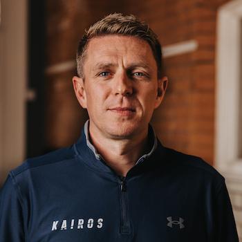 Gareth Quinn COO Kairos